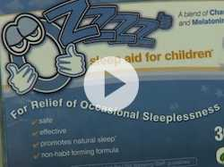 Risks, Benefits of Melatonin for Children