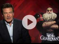 Alec Baldwin's New Role as Santa