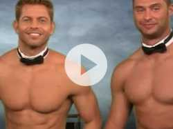 From Chippendales to 'The Amazing Race'