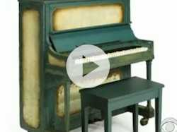 'Casablanca' Piano Up for Auction