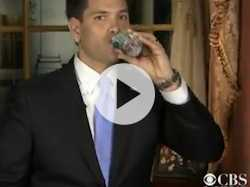 Marco Rubio's 'Water Bottle-Gate' Moment