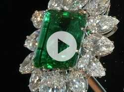 Elizabeth Taylor's Jewels on Display in Calif.