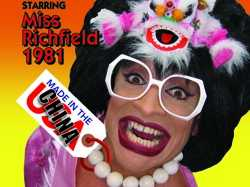 Miss Richfield 1981: Made In China
