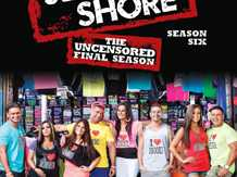 Jersey Shore - The Uncensored Final Season