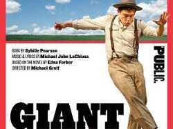Giant - Original Cast Recording