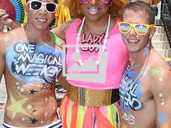 Gay Days 2013 :: Friday Afternoon Pool Party