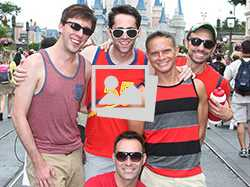 Gay Days 2013 :: Magic Kingdom