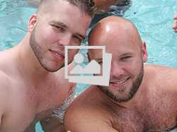 Gay Days 2013 :: Saturday Afternoon Bears Party
