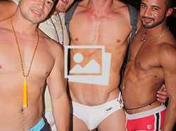 Gay Days 2013 :: Saturday Night Pool Party