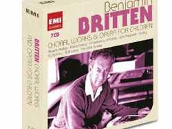 Benjamin Britten: Choral Works & Opera For Children