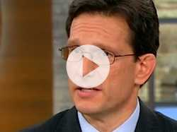 Eric Cantor: Did NSA Tracking go too Far?