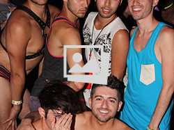 Gay Days 2013 :: Sunday Night Pool Party