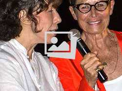 Lily Tomlin & Kate Clinton @ The Crown & Anchor :: July 24, 2013