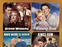 TCM Greatest Classic Legends - Ronald Reagan