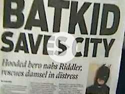 """Batkid"" Turns San Francisco into Gotham City"