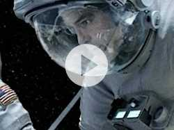 """Gravity"" Director Alfonso Cuaron Talks Working with Clooney"