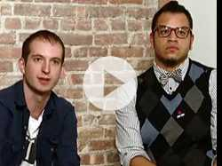 Faces of AIDS 2013: James Krellenstein & Mathew Rodriguez