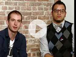 Faces of AIDS 2013: James Krellenstein & Mathew Rodriguez