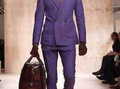 Berluti Autumn/Winter 2014