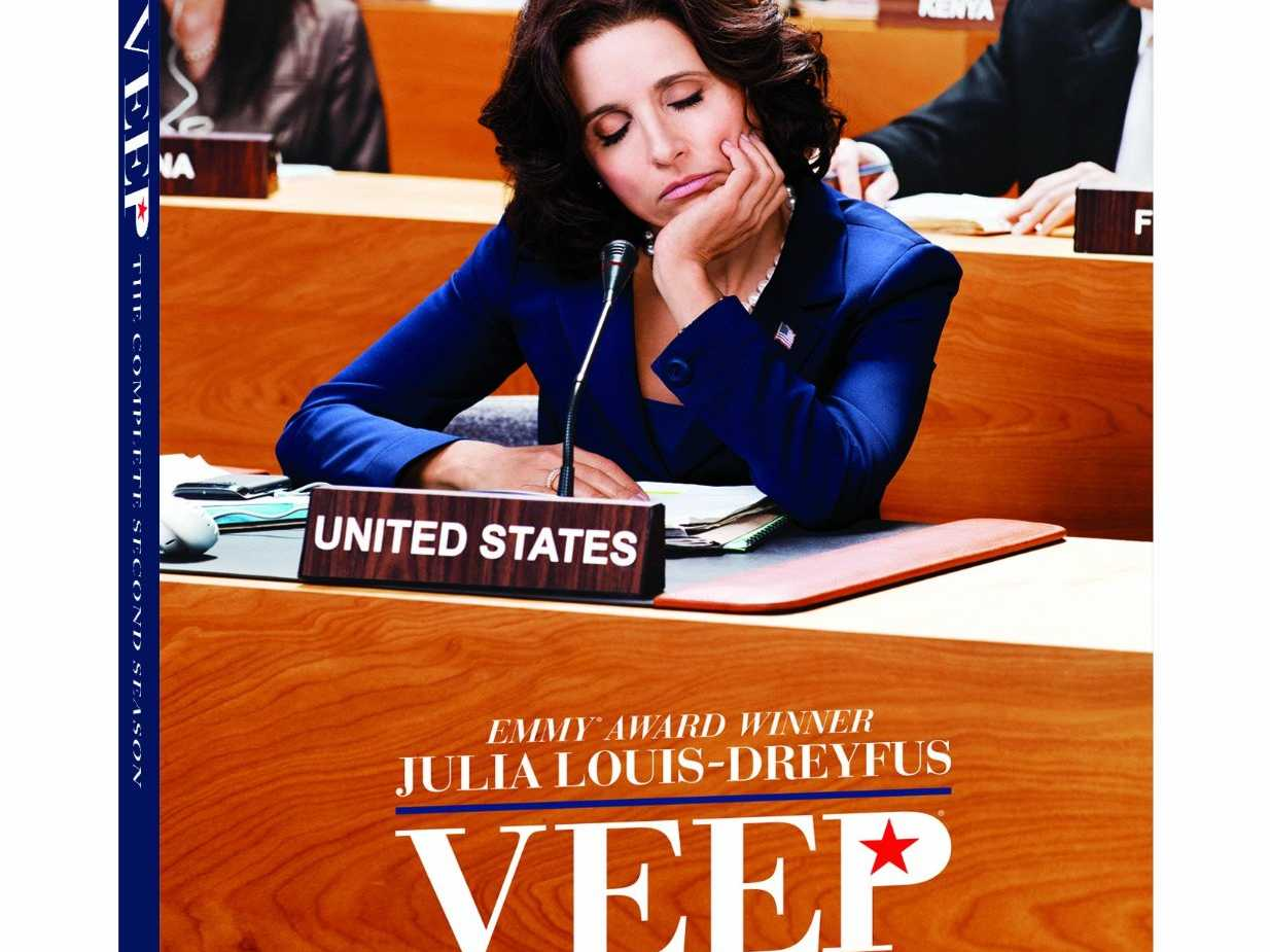 VEEP - The Complete Second Season