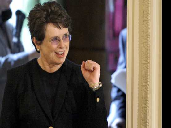 Billie Jean King: On Sochi Olympics, Gay Rights