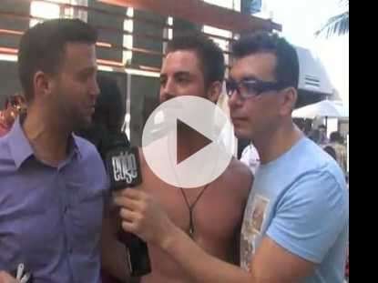 """On The Scene"" with Mike Diamond at the Big Gay Ice Cream Social :: Miami FL"