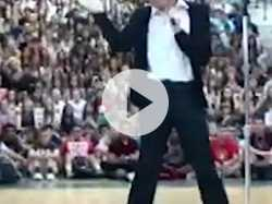 White Teen Nailed Michael Jackson in Viral Video