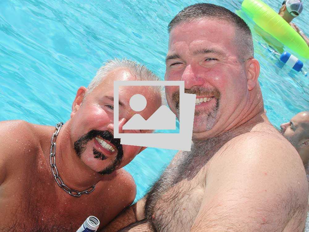 Gay Days 2014 :: Thursday Bears Pool Party