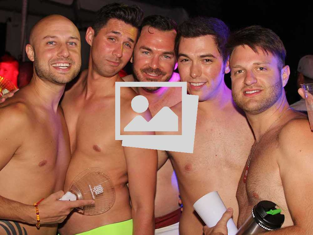 Gay Days 2014 :: Thursday Night Main Pool Party