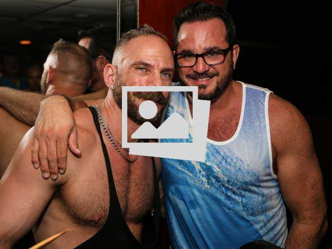 2014 Pride Muscle Bear Cruise :: June 28, 2014