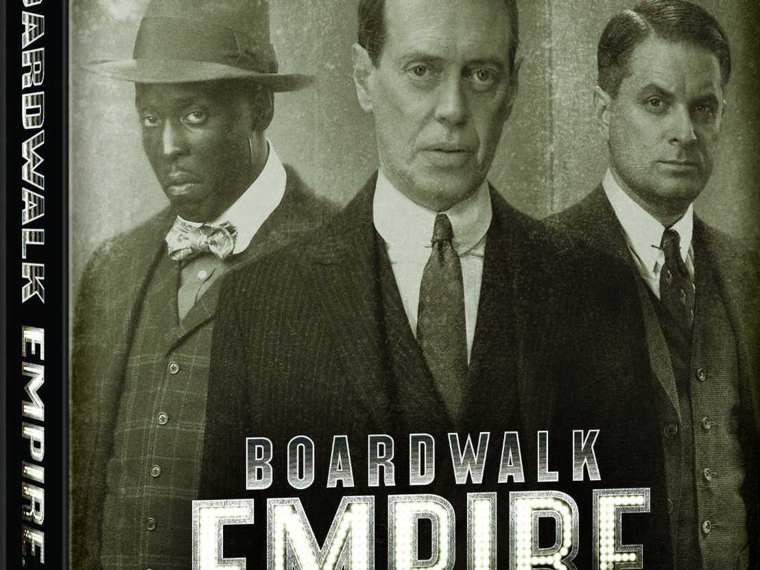 Boardwalk Empire - The Complete Fourth Season
