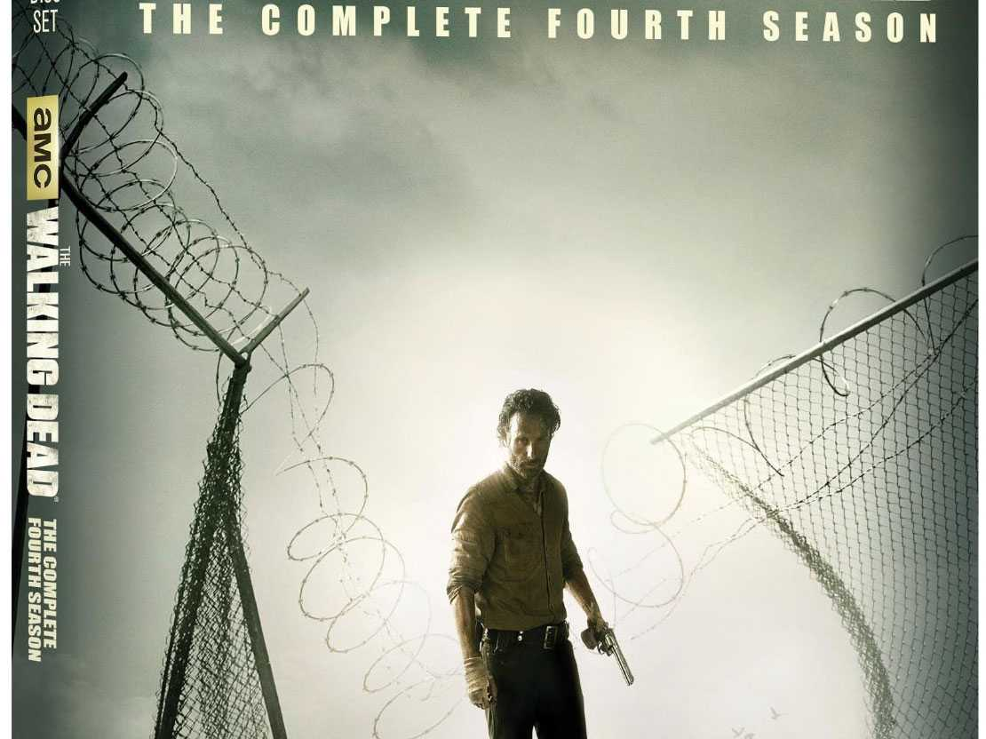 The Walking Dead - The Complete Fourth Season