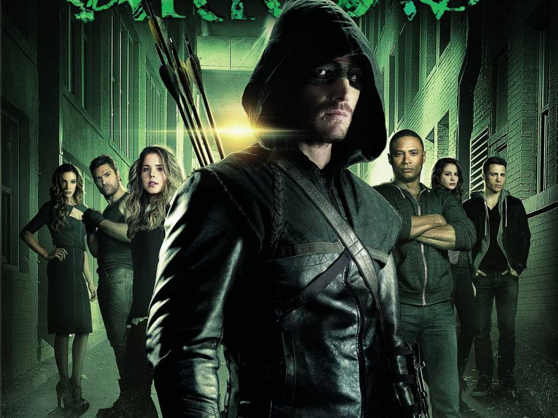 Arrow - The Complete Second Season