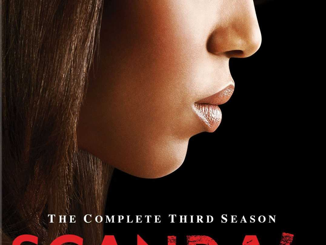 Scandal - The Complete Third Season