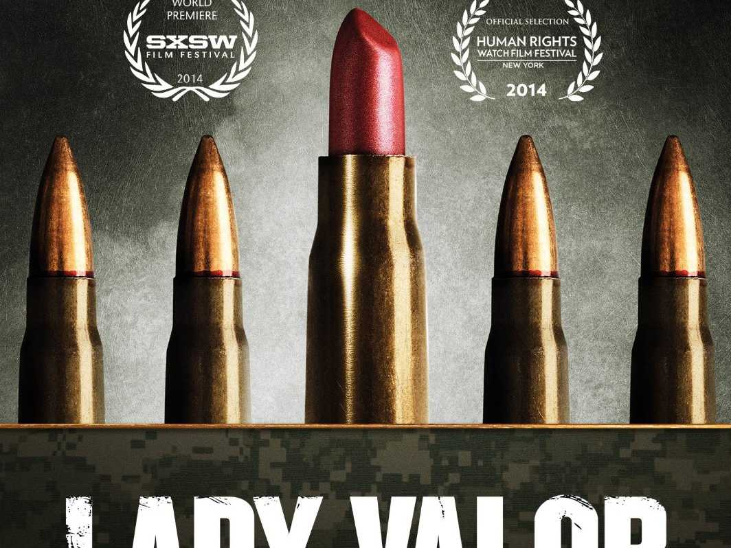 Review :: Lady Valor: The Kristin Beck Story