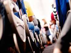 Air Travel Etiquette: 5 Major Don'ts for Sharing Cabin Space