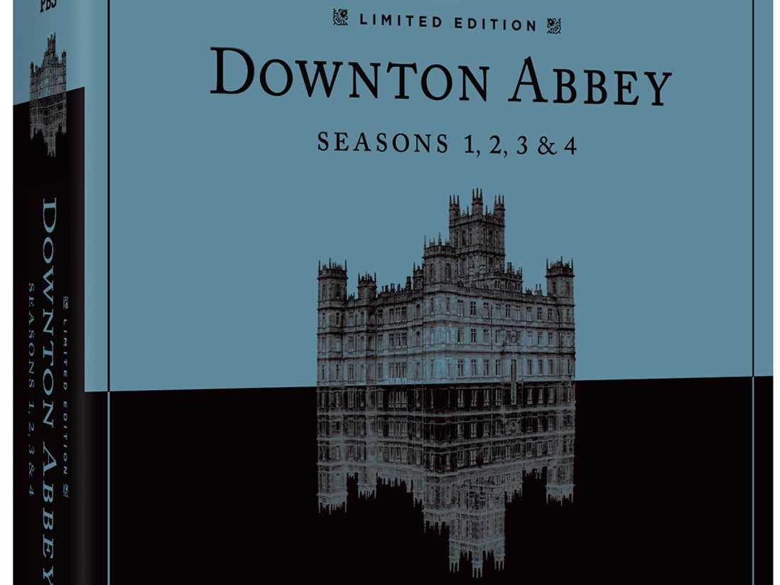 Downton Abbey - Seasons 1-4