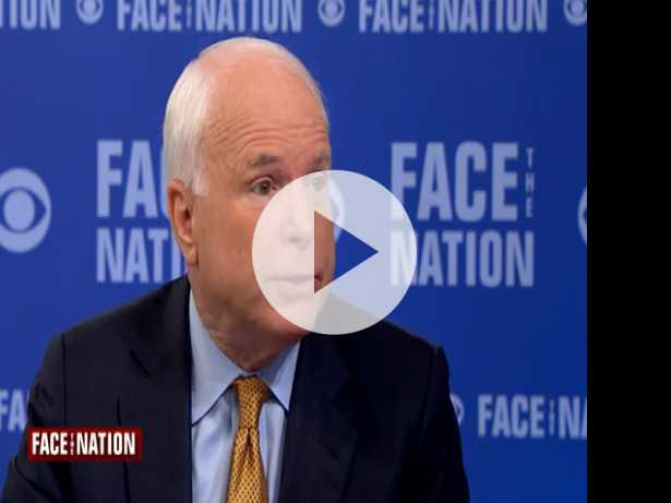 McCain on Torture Report: U.S. Must Own Up to Mistakes