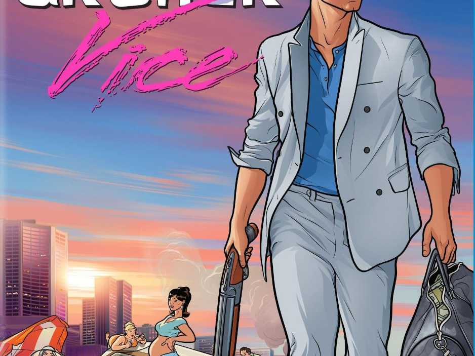 Archer - The Complete Season Five