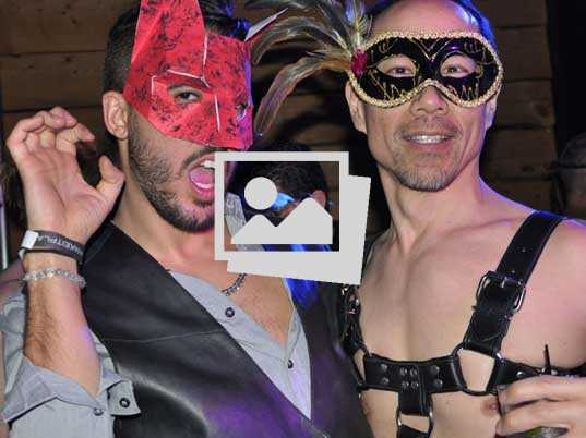 Aspen Gay Ski Week Masquerade Part One @  The Sky Hotel :: January 15, 2015