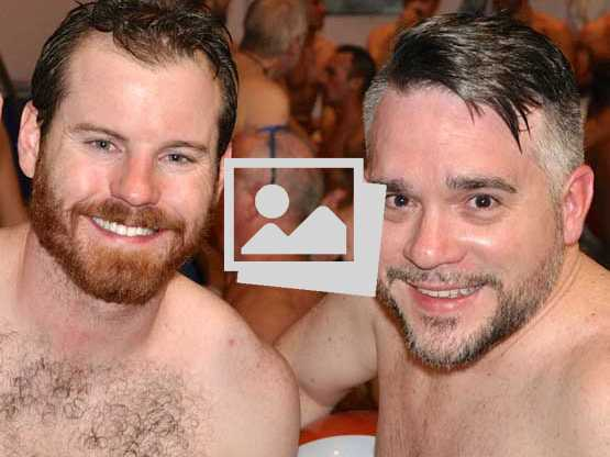 Aspen Gay Ski Week Blowout Pool Party Part Two :: January 17, 2015