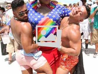2015 Miami Beach Pride Festival :: April 11-12, 2015