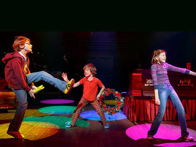 'Fun Home' Nominees Discuss Creating a Landmark Lesbian Musical