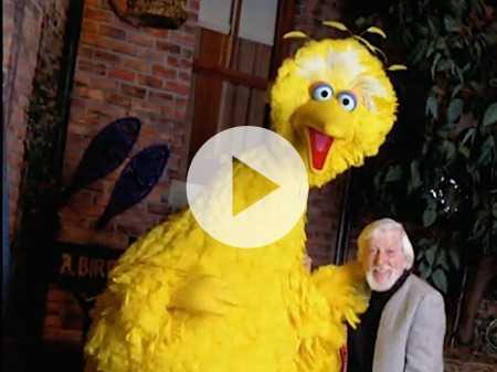 Meet the Man Inside Big Bird