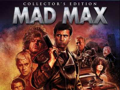 Mad Max: Collector's Edition