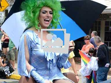 2015 New Hope Pride Parade :: May 16, 2015