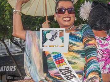 2015 Key West Pride Parade :: June 14, 2015