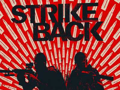 Strike Back - Season Three