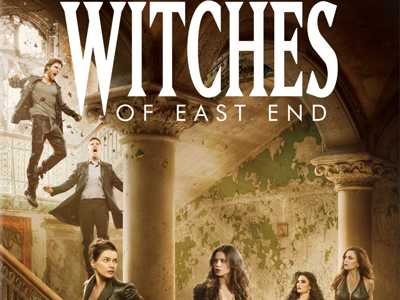 The Witches Of East End - Season Two