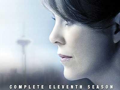 Grey's Anatomy - The Complete Eleventh Season